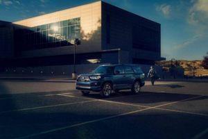Toyota 4Runner TRD Sport 2022 ra mắt: Tiện nghi và thể thao