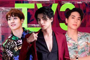 5 nam diễn viên trẻ đang lên của TV3 Thái Lan: 'Gà mới' Gulf Kanawut hứa hẹn mang đến nhiều điều bất ngờ