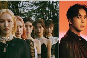 Toàn cảnh vụ lùm xùm của 'bạn trai tin đồn' Taeyeon viết bài hát nhạy cảm về nhóm Red Velvet