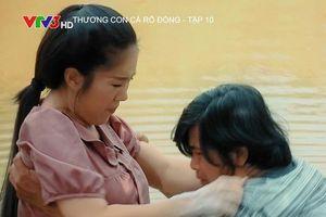 Lê Phương lấy nước mắt khán giả với cảnh phim bị giang hồ đòi nợ cưỡng bức
