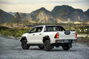 Bán tải Toyota Hilux sẽ được lắp ráp tại Việt Nam?