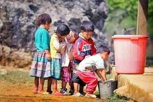 Chăm sóc dinh dưỡng cho Trẻ em dân tộc thiểu số để nâng cao thể chất, trí tuệ
