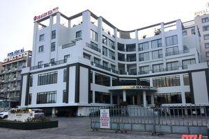 Vắng khách, nhiều khách sạn, nhà hàng tại thành phố Sầm Sơn tạm thời đóng cửa