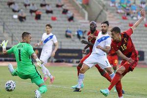 Kết quả Bỉ 1-1 Hy Lạp: Hazard em 'nổ súng', Bỉ vẫn bị cầm chân