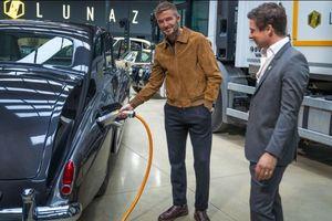 David Beckham đầu tư vào hãng xe điện đặc biệt