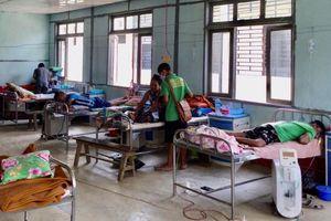 Myanmar bùng phát dịch bệnh ngay gần biên giới Ấn Độ