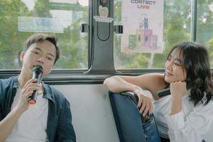 Văn Mai Hương - Bùi Công Nam 'bắt xe bus' song ca cực mượt nhạc phim 'Thưa Mẹ Con Đi'