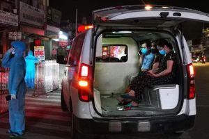 Thanh Hóa phong tỏa 57 hộ dân trong đêm vì ca tái dương tính nCoV