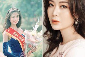 Hoa hậu Thu Thủy: Xinh đẹp, đa tài, cuộc sống riêng thăng trầm