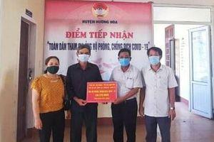 Vợ chồng lão nông Quảng Trị ủng hộ 100 triệu đồng chống dịch Covid-19
