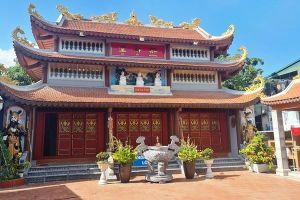 Di tích lịch sử nhà thờ họ 400 năm tuổi ở Thanh Hóa biến tướng thành chùa