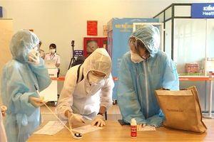 Nam sinh là F1 tại Quảng Bình có kết quả âm tính lần 1 với SARS-CoV-2