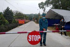Phong tỏa một phần của xã Nhị Quý và Tân Hội (thị xã Cai Lậy, Tiền Giang)