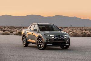 Top 10 xe bán tải đáng chú ý nhất năm 2021: Gọi tên Hyundai Santa Cruz