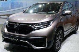 Giảm đến 90 triệu đồng, lăn bánh Honda CR-V còn bao nhiêu?