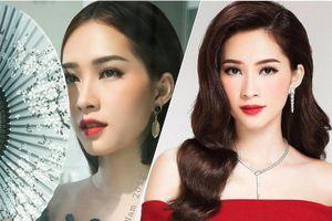 Đặng Thu Thảo - Hoa hậu hiếm hoi được 'trời ban' gương mặt chuẩn tỷ lệ vàng