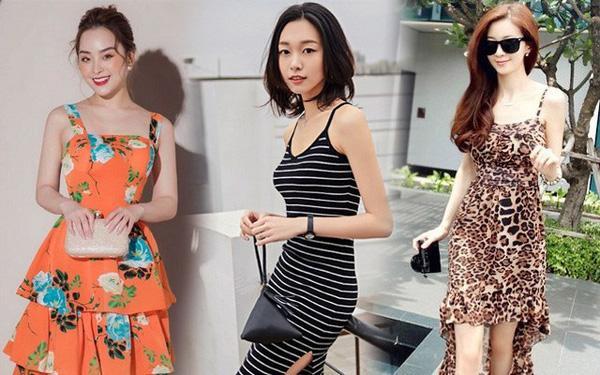 4 kiểu váy hai dây không nên mua dù giảm giá nhiều