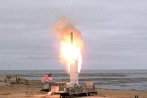 Mỹ sẽ dành khoảng 90 triệu USD để mua tên lửa Tomahawk