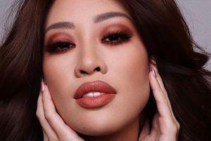 Được 'phù thủy make-up' họa mặt nhưng Hoa hậu Khánh Vân lại bị netizen chê phũ phàng