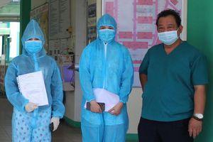 13 người khỏi Covid-19 ở Đà Nẵng được xuất viện
