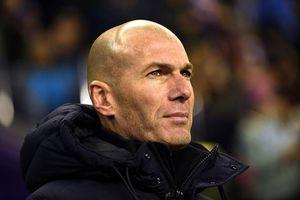 Real Madrid nổi giận với Zidane