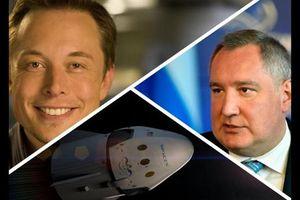 Giám đốc ROSCOSMOS chê tham vọng Sao Hỏa Elon Musk