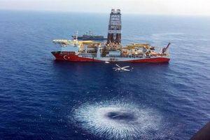 Thổ vào cuộc chơi với mỏ khí trên Biển Đen?