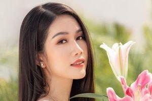 Nhan sắc thanh thuần tinh khôi, Á hậu Phương Anh tỏ rõ ưu thế ở Miss International 2021