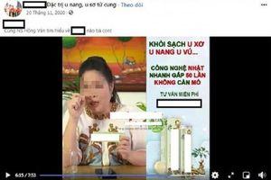 Nghệ sĩ quảng cáo thuốc và TPCN sai sự thật phải chịu trách nhiệm ra sao?