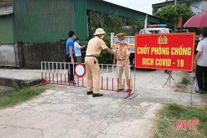 Hà Tĩnh thông báo khẩn về các địa điểm ca bệnh ở Việt Tiến từng đến
