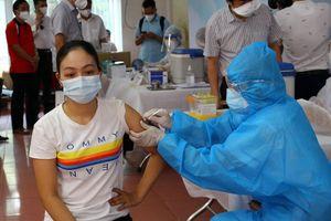 Bắc Giang đã hoàn thành tiêm 150.000 liều vaccine COVID-19 cho người dân