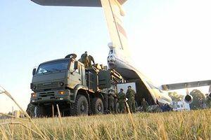 Serbia sẽ mua 12 hệ thống tên lửa phòng không Pantsir-S của Nga