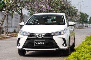 3 mẫu xe Toyota được ưu đãi, giảm giá mạnh trong tháng 6/2021
