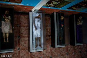 Kinh ngạc với 'Bảo tàng xác ướp tự nhiên' nổi tiếng ở Colombia