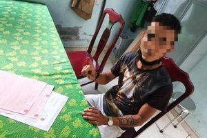CSGT Đà Nẵng xử lý xe vi phạm, phát hiện nhiều thanh niên sử dụng ma túy