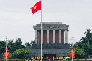 Tạm ngừng tổ chức lễ viếng Chủ tịch Hồ Chí Minh từ ngày 11/6 - 11/8