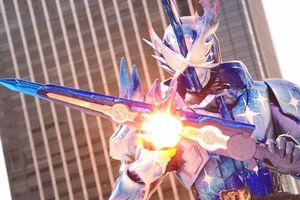 'Kamen Rider Saber': Thánh kiếm thay đổi thực tại được khai sinh