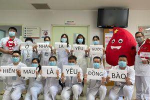 TP.HCM kêu gọi người dân hiến máu nhân đạo