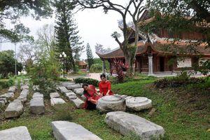 Chùa Quỳnh Lâm - Danh lam cổ tự xứ Đông