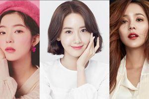 5 center được mệnh danh là 'Nữ hoàng visual' của nhóm nhạc nữ nhà SM