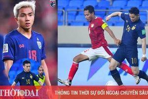 Trò cưng của HLV Kiatisak lên tiếng chê bai ĐT Thái Lan ở Vòng loại World Cup 2022
