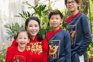 Ngắm con trai của các Hoa hậu Việt