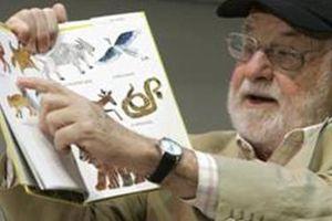 Tác giả sách minh họa bán chạy nhất thế giới