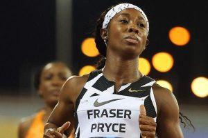 Nữ VĐV chạy nhanh thứ hai thế giới là ai?