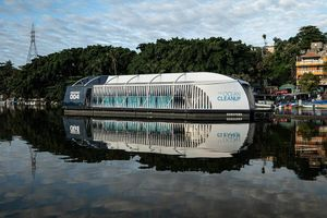 Coca-Cola trở thành đối tác toàn cầu cho dự án làm sạch sông ngòi