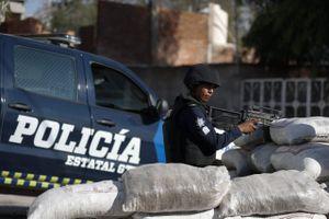 Cảnh sát đặc nhiệm bị băng đảng khét tiếng Mexico lùng giết