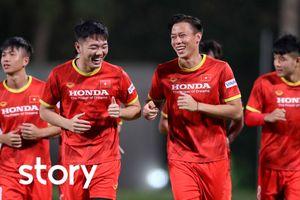 Hành trình khởi đầu của tuyển Việt Nam tại UAE