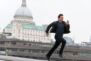 'Mission: Impossible 7' lại dừng quay do Covid-19