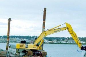 Xã hội hóa 5 dự án nạo vét luồng hàng hải