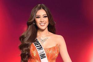 Hoa hậu Khánh Vân vui mừng thông báo có thể về nước sau thời gian mắc kẹt tại Mỹ